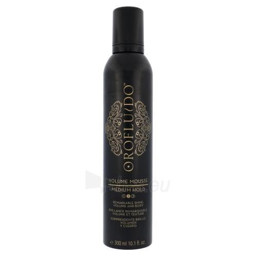 Orofluido Volume Mousse Cosmetic 300ml Paveikslėlis 1 iš 1 250832500593