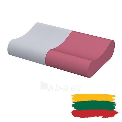 Ortopedinė viskoelastinė pagalvė LYRA 49x34 Paveikslėlis 1 iš 2 310820213135