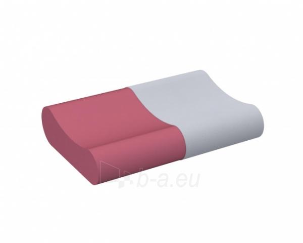 Ortopedinė viskoelastinė pagalvė LYRA 49x34 Paveikslėlis 2 iš 2 310820213135