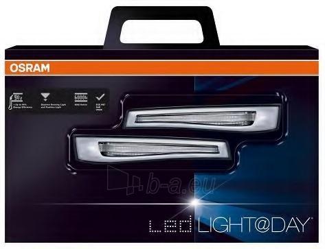 OSRAM dienos metu naudojamų šviesų komplektas; dienos metu naudojamų šviesų komplektas LEDDRL101 Paveikslėlis 1 iš 1 30119626848