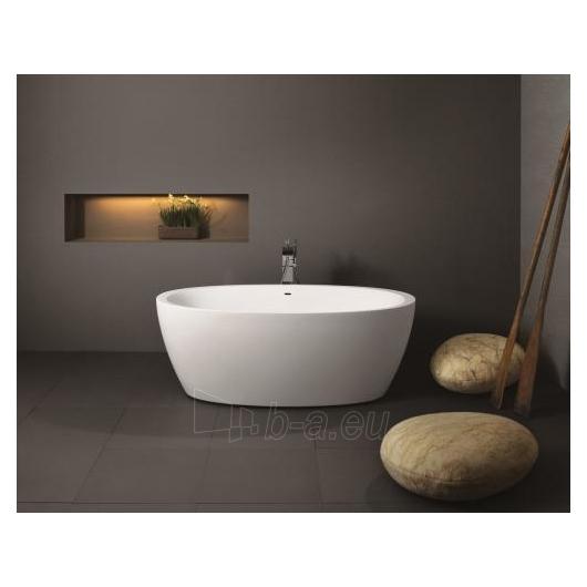 PAA laisvai pastatoma akrilinė vonia ARIETTA Paveikslėlis 2 iš 5 310820126635