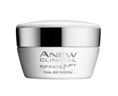 Paakių cream Avon Dual lifting Anew Clinical Eye Care Infinite Lift 2 x 10ml Paveikslėlis 1 iš 1 310820092818