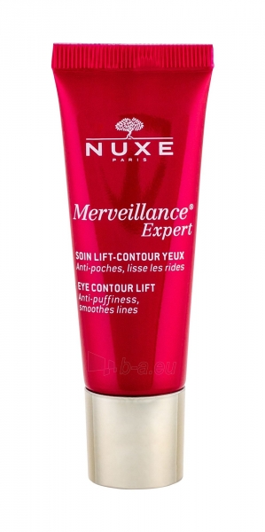 Paakių kremas NUXE Merveillance Expert Eye Cream 15ml Paveikslėlis 1 iš 1 310820179574