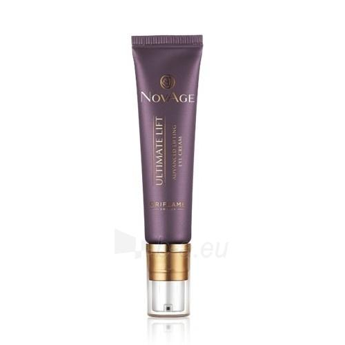 Paakių cream Oriflame Eye Lifting Cream Ultimate Lift Novagen (Advanced Lifting Eye Cream) 15 ml Paveikslėlis 1 iš 1 310820121328