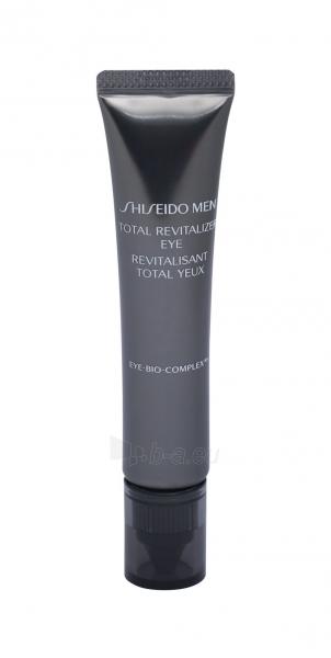 Paakių kremas Shiseido MEN Total Revitalizer Eye Eye Cream 15ml Paveikslėlis 1 iš 1 310820185456