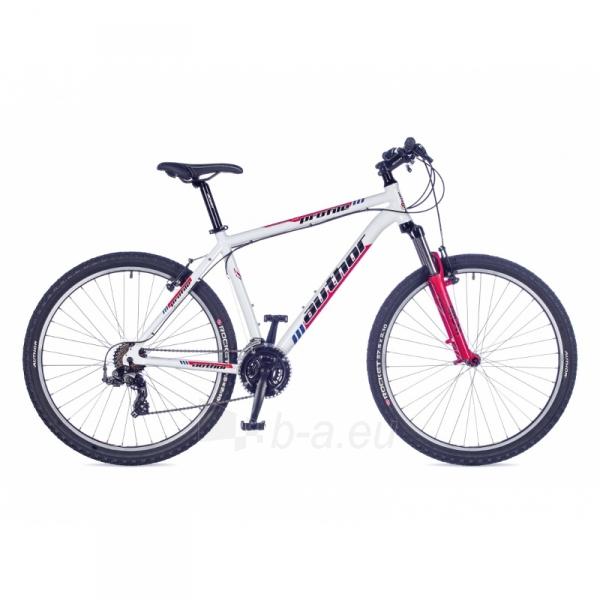 Paauglių dviratis Profile Extreme white(red/blue)//red size 17 Paveikslėlis 1 iš 1 310820080786