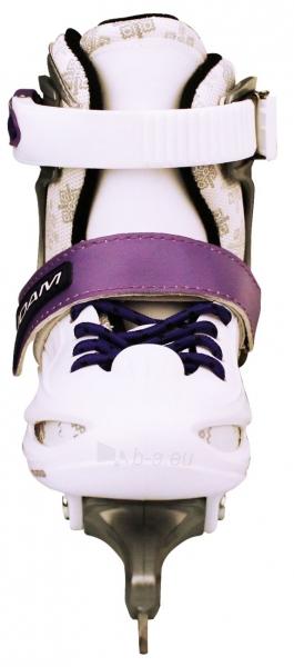 Pačiūžos figūrinės 3080 30/33 white/purple Paveikslėlis 2 iš 4 310820199575