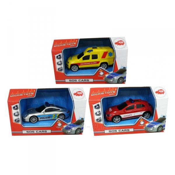 Pagalbos automobilis SOS Cars, 3-sort. Paveikslėlis 1 iš 1 310820082911