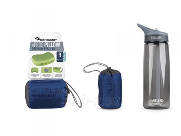 Pagalvė Aeros Premium Pillow Regular Mėlyna Paveikslėlis 2 iš 3 310820251027