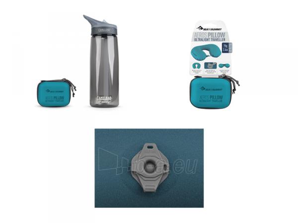 Pagalvė Aeros Ultralight Traveller Pillow Mėlyna Paveikslėlis 3 iš 3 310820228944
