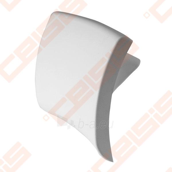Pagalvėlė voniai RAVAK CLASSIC, balta Paveikslėlis 1 iš 1 270717001088