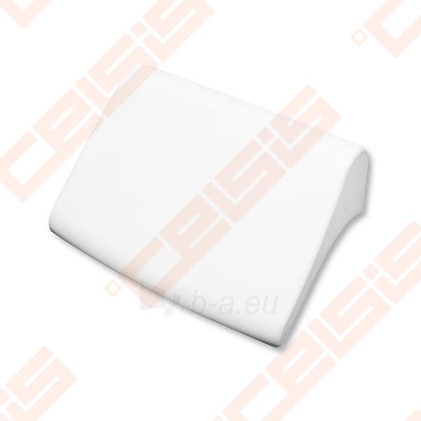 Pagalvėlė voniai RAVAK MAGNOLIA, balta Paveikslėlis 1 iš 1 270717001096