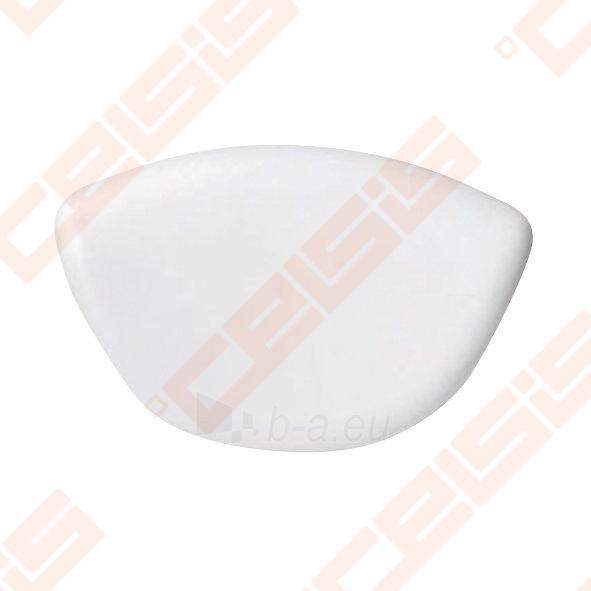 Pagalvėlė voniai RAVAK ROSA 95, balta Paveikslėlis 1 iš 1 270717001100