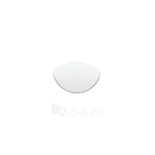 Pagalvėlė voniai Rosa II 95 balta Paveikslėlis 1 iš 1 270717000434