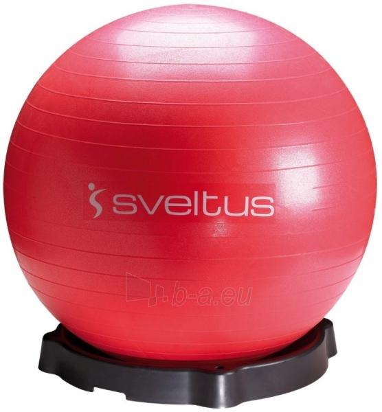 Pagrindas gimnastikos kamuoliui SVELTUS Paveikslėlis 1 iš 1 310820229321