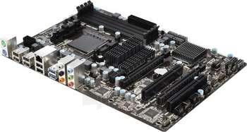 Pagrindinė plokštė ASROCK AM3+ 970 DDR3 USB3 SATA6 GBE ATX Paveikslėlis 1 iš 1 310820017536