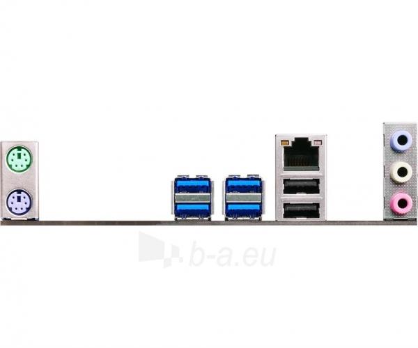 Pagrindinė plokštė ASRock E3V5 WS, C232, DualDDR4-2133, SATA3, RAID, ATX Paveikslėlis 5 iš 5 310820017546
