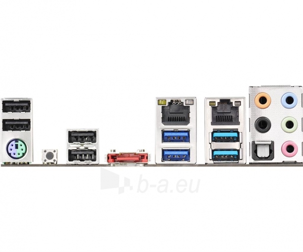 Pagrindinė plokštė ASRock Fatal1ty X99M KILLER/3.1, X99, DualDDR4-2133, SATA3, SATAe, USB 3.1, mATX Paveikslėlis 5 iš 5 310820017470