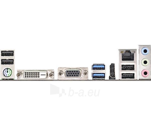 Pagrindinė plokštė ASRock FM2A68M-HD+, A68H, DualDDR3-1600, SATA3, RAID, HDMI, DVI, D-Sub, mATX Paveikslėlis 5 iš 5 310820017257