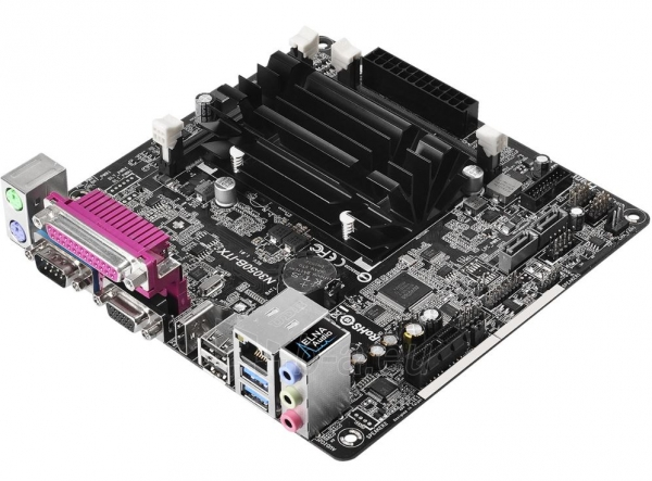 Pagrindinė plokštė ASROCK N3050B-ITX N3050 miniITX Paveikslėlis 1 iš 1 310820017275