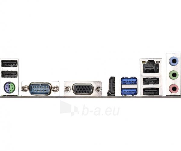 Pagrindinė plokštė ASRock QC5000M, A4-5000, DDR3-1600, SATA3, HDMI, D-Sub, mATX Paveikslėlis 5 iš 5 310820017439