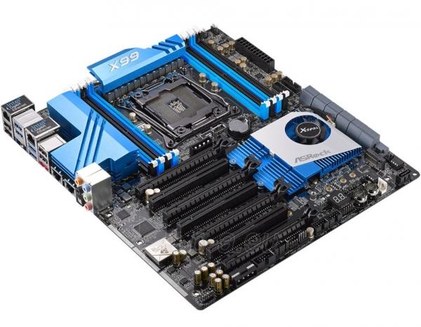 Pagrindinė plokštė ASROCK X99 WS-E/10G LGA 2011-3 EATX Paveikslėlis 1 iš 1 310820017324