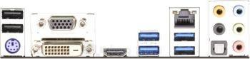 Pagrindinė plokštė ASRock Z87M PRO4, Z87, DualDDR3-1600, SATA3, GBLAN, RAID, mATX Paveikslėlis 2 iš 2 310820017560
