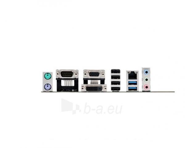 Pagrindinė plokštė ASUS H110M-C, H110, DDR4-2133, SATA3, DVI, D-Sub, mATX Paveikslėlis 4 iš 5 310820017281