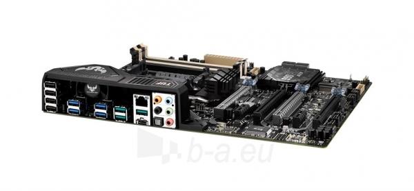 Pagrindinė plokštė ASUS TUF SABERTOOTH 990FX R3.0, 990FX, DualDDR3-1866, SATA3, M.2, RAID, ATX Paveikslėlis 2 iš 2 310820047963