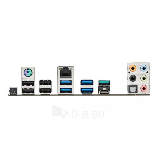 Pagrindinė plokštė ASUS X99-A II, X99, QuadDDR4-2133, SATAe, SATA3, M.2, USB 3.1, ATX Paveikslėlis 3 iš 3 310820024007