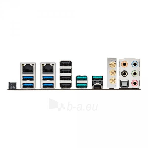 Pagrindinė plokštė ASUS X99-DELUXE II, X99, QuadDDR4-2133, SATAe, SATA3, M.2, USB 3.1, ATX Paveikslėlis 3 iš 4 310820025537