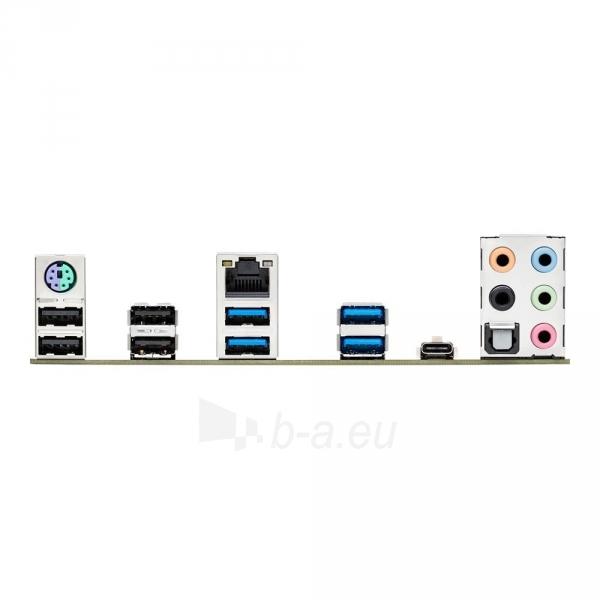 Pagrindinė plokštė ASUS X99-E, X99, QuadDDR4-2133, SATAe, SATA3, M.2, USB 3.1, ATX Paveikslėlis 3 iš 3 310820024008