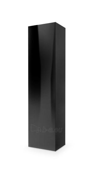 Pakabinama spintelė LIVO S-180 juoda Paveikslėlis 1 iš 1 310820194661