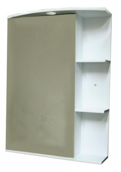 Hang-up cabinet with mirror M20 Paveikslėlis 1 iš 4 30057400050