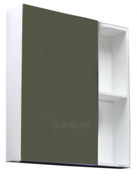 Pakabinama spintelė su veidrodžiu M25 Paveikslėlis 1 iš 4 30057400054