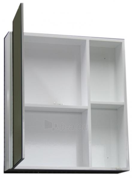 Pakabinama spintelė su veidrodžiu M25 Paveikslėlis 4 iš 4 30057400054