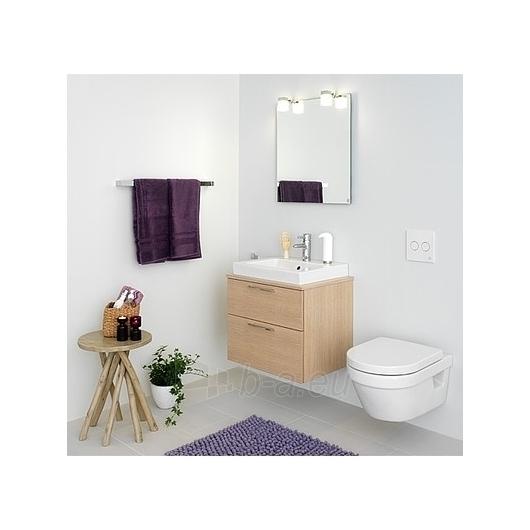 Pakabinamas unitazas Hygienic su Flush rimless ir soft close dan Paveikslėlis 1 iš 1 270713000767