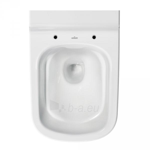 Pakabinamas WC Cersanit, Caspia Clean-On Paveikslėlis 3 iš 4 310820163270