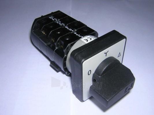 Paketinis perj. PS025MS335 25A Paveikslėlis 1 iš 1 222970000108