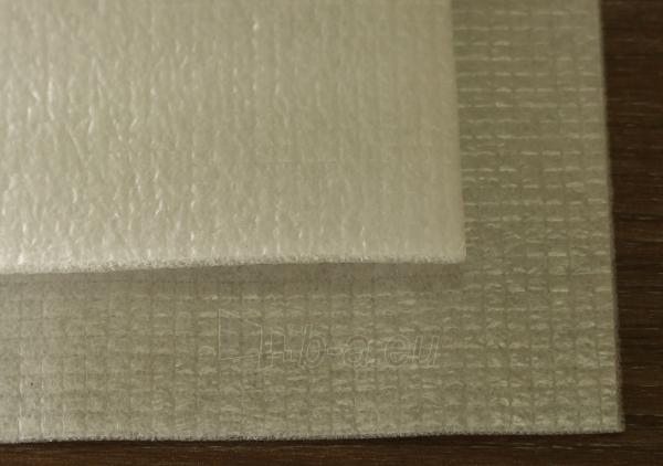 Paklotas laminuotoms grindims 3mm storio, plotis 1m (1 rul - 100m2) Paveikslėlis 2 iš 2 310820036581
