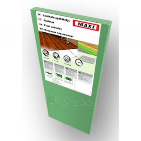 Paklotas MAXI 3 mm pok. 5 kv.m. Paveikslėlis 1 iš 1 310820036587