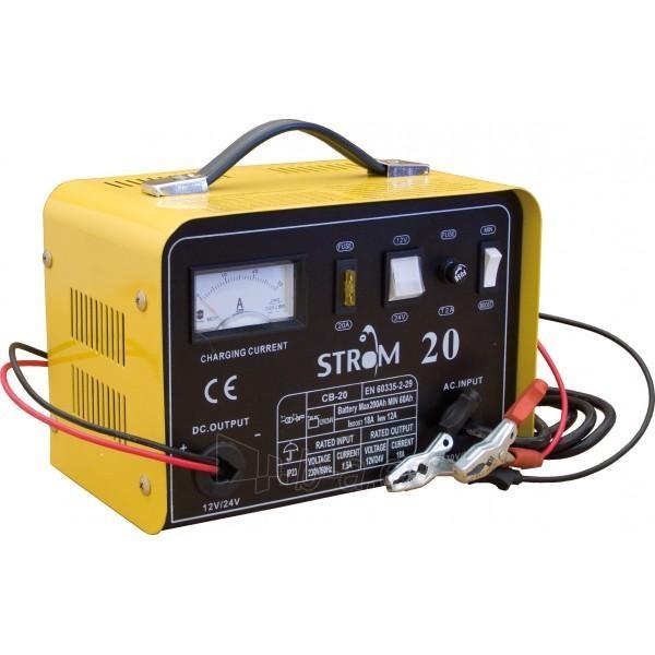Strom CB-20 Paveikslėlis 1 iš 1 250333000199