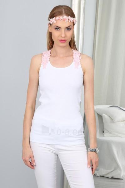 Palaidinė Adsila (baltos spalvos) Paveikslėlis 1 iš 3 310820033961