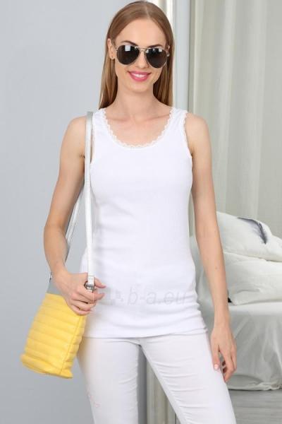 Palaidinė Agatha (baltos spalvos) Paveikslėlis 1 iš 3 310820033978
