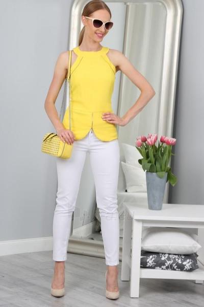 Palaidinė Aki (geltonos spalvos) Paveikslėlis 1 iš 3 310820034002