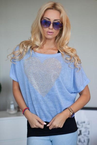 Palaidinė Eleanor (mėlynos spalvos) Paveikslėlis 1 iš 4 310820034188