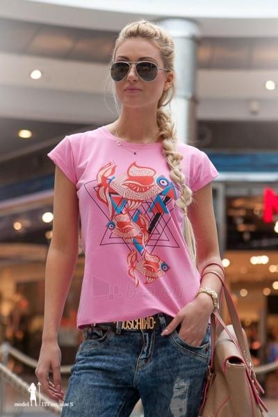 Palaidinė Kamari (rožinės spalvos) Paveikslėlis 1 iš 3 310820045475