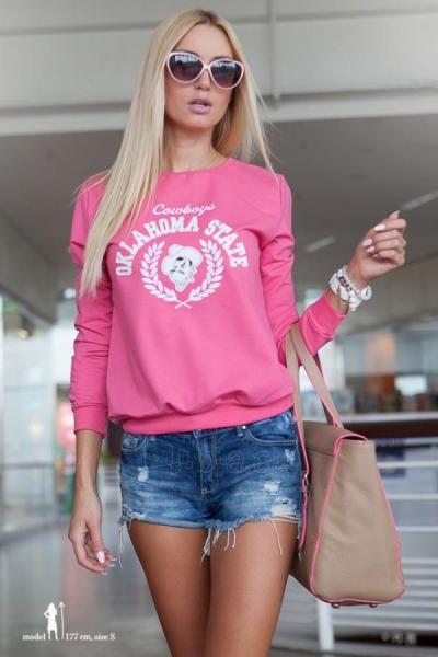 Palaidinė Mariska (rožinės spalvos) Paveikslėlis 1 iš 3 310820034060