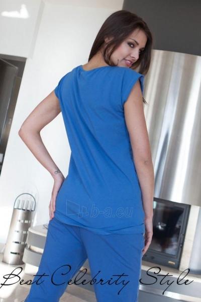 Palaidinė Maura (mėlynos spalvos) Paveikslėlis 1 iš 2 310820034039
