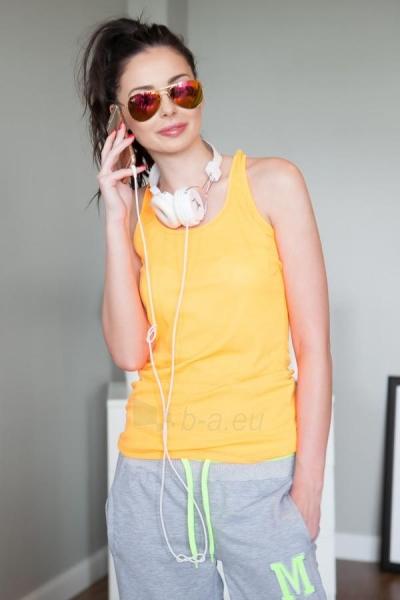 Palaidinė Riley (oranžinės spalvos) Paveikslėlis 1 iš 3 310820034162